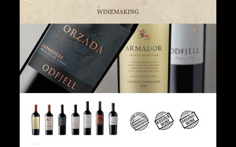Norwegian fish and Odfjell wine tasting evening event 29 May 2014 18.30 at The American Club