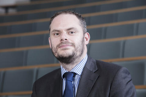 Top appointment for law academic
