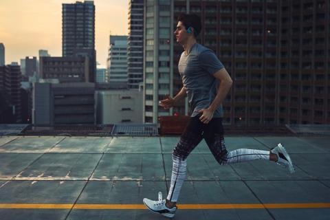 Urban running 2