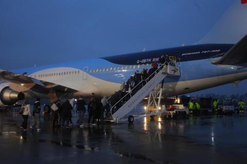 Norrköping Airport fortsätter att växa
