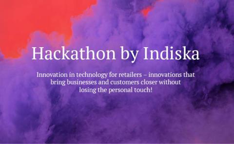 Över 200 deltagare när Indiska lanserar internationellt Retail-Hackathon