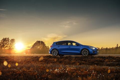5 grunner til at nye Ford Focus på nytt setter standarden i klassen