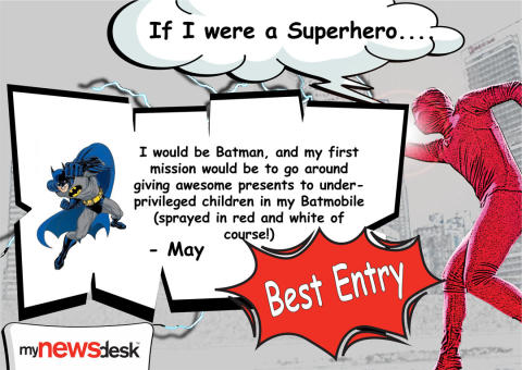 essay on if i were a superhero I've become so inspired (and obsessed) with the superhero theme that i've made some writing paper for the kids to use, was thinking for them to make up their own superhero backstory etc.