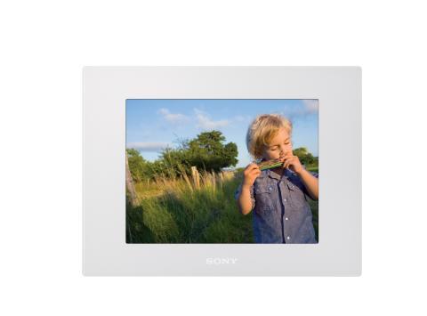 S-Frame DPF-D820 von Sony_Weiss_02