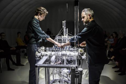 """MaschinenHausMusik: Konzerte """"Polar Force"""" müssen verschoben werden"""