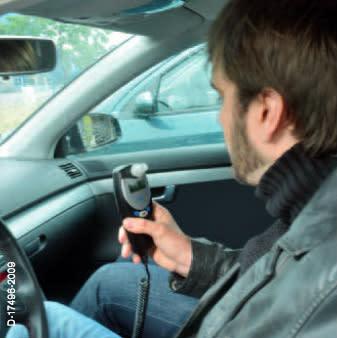 Wegfahrsperren erhöhen die Verkehrssicherheit