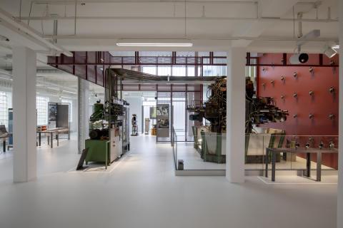 Nyt Grundfos-museum fortæller 75 års industrihistorie