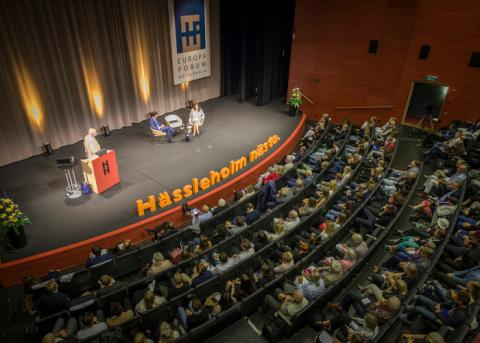 Europaforum går av stapeln i maj 2019