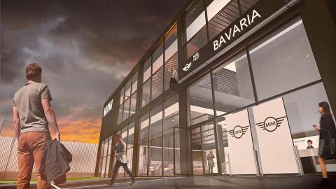 Bavaria storsatser i Stockholm - åpner tre nye anlegg og lanserer ny VR-teknologi