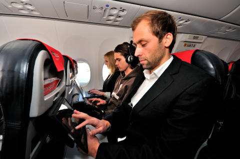Norwegian wins international award for best in-flight WiFi
