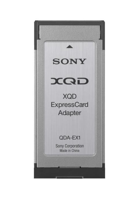 ExpressCard QDAEX1 von Sony