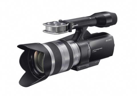 Handycam NEX-VG10 von Sony_9
