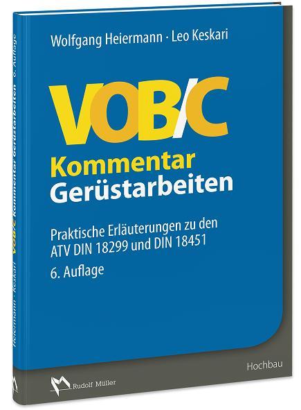 VOB/C Kommentar – Gerüstarbeiten