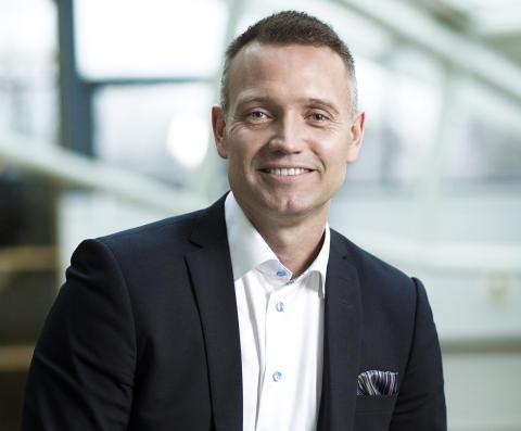 Ted Söderholm ny vd för Green Cargo