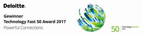 Deloitte zeichnet Testbirds mit Technology Fast 50 Award aus