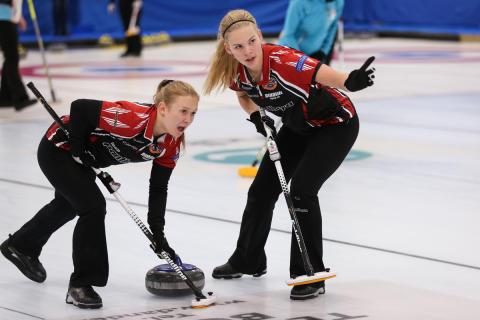 Curling: Seriepremiär i Elitserien med Sundbyberg som titelförsvarare både för damer och herrar
