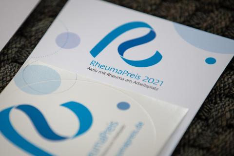 RheumaPreis 2021: Beruflich gemeinsam in Verantwortung