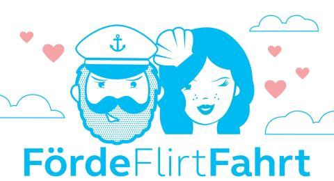 Auftakt der Förde-Flirt-Fahrten ist am 05. Juli