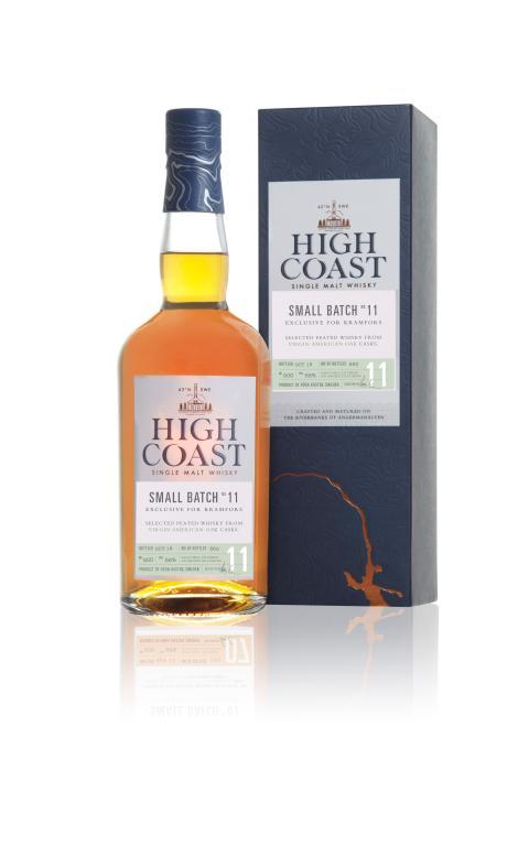 High Coast Whisky hyllar hembygden med ännu en Exclusive for Kramfors