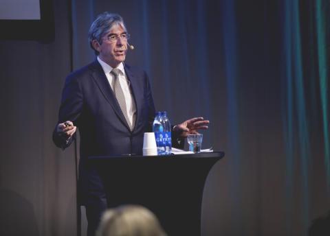 Michael Ward på Svensk Besöksnäringskongress