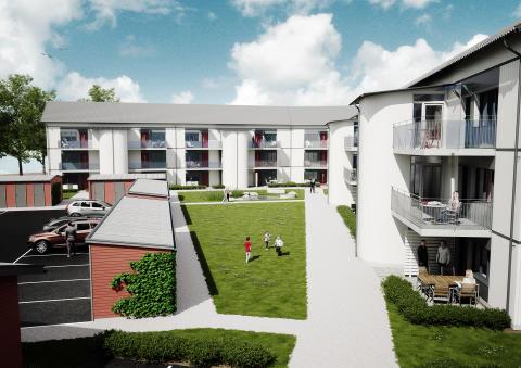 Olofstorp - Lägenheter med bostadsrätt Egnahemsbolaget