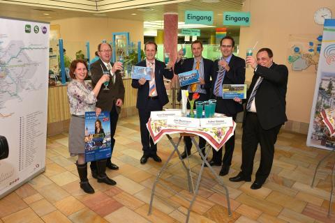 Pressekonferenz Leipzig REGIO Card
