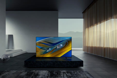 Sony lanseeraa pian Euroopassa BRAVIA XR A80J OLED -television kognitiivisella älyllä
