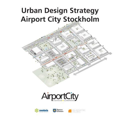 Airport City Stockholm Urban Design Strategy