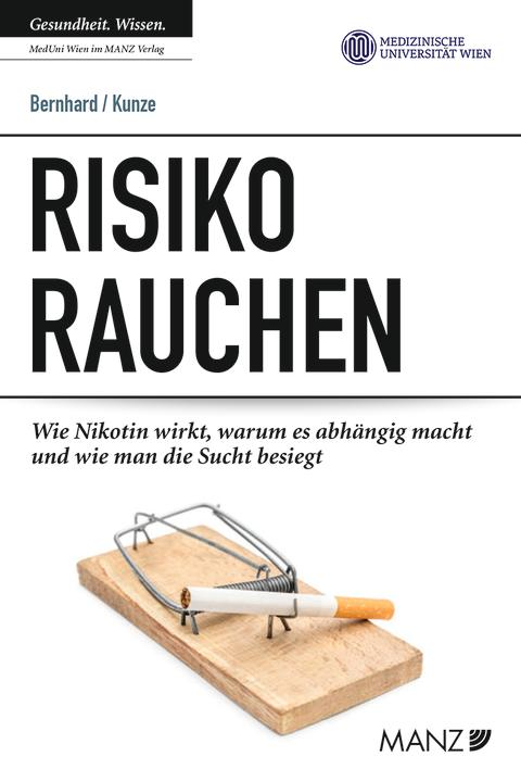 Risiko Rauchen - Cover
