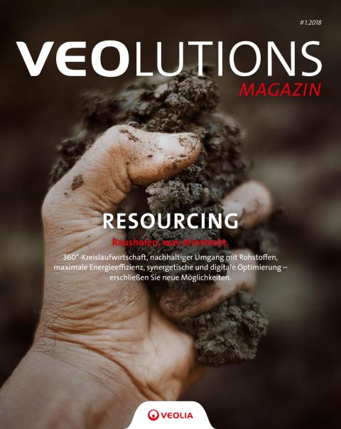 Veolutions Magazin - Ressourcing
