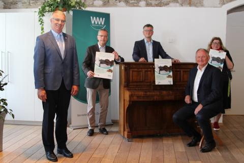 Energiegeladener Musikgenuss im Kloster Bredelar –  Westfalen Weser präsentiert Nordwestdeutsche Philharmonie