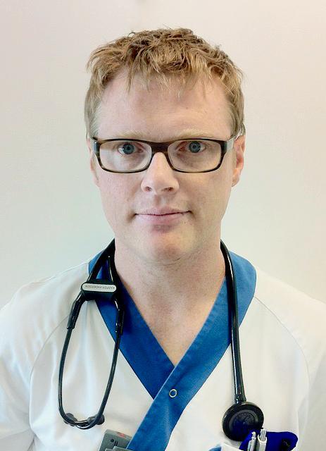 Med.dr. Kasper Andersen
