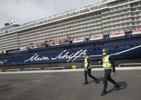 Ports collaborate for safe and speedy restart of important cruise ship tourism