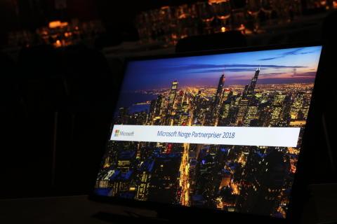 Microsoft Norge kårer årets partnere