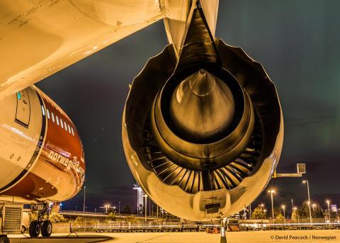 Norwegian se instala definitivamente en la Terminal 2 de Madrid Barajas