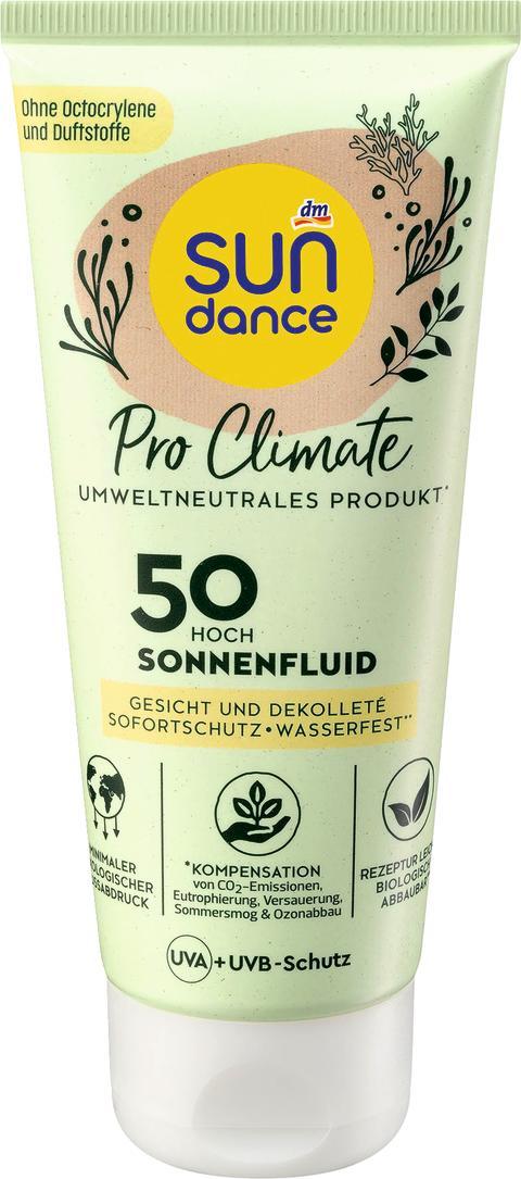 SUNDANCE Pro Climate Sonnenfluid LSF50
