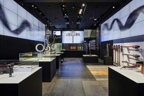 Köln: Dyson eröffnet ersten Dyson Demo Store in Deutschland