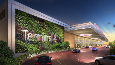 Changi Airport Group appoints T4's main construction contractor