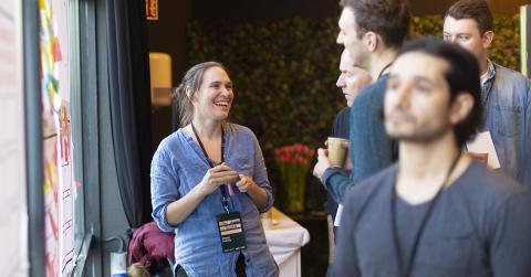 I januar arrangerte Impact StartUp Norge sin tredje BootCamp - en tredagers workshop med 30 sosiale entreprenører. Foto: Alex Asensi