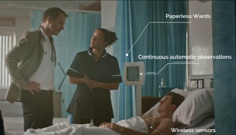 The Future of Patient Monitoring is Here...