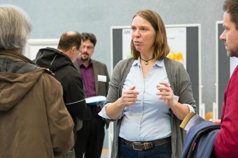 LIAG-Wissenschaftlerin Inga Moeck