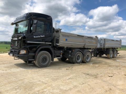 Scania G 450 XT 6x4
