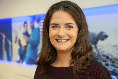 Eibhlin Swan, SME branch manager