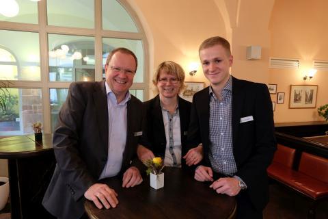 Barthels Hof: Familie Grahl (Inhaber)