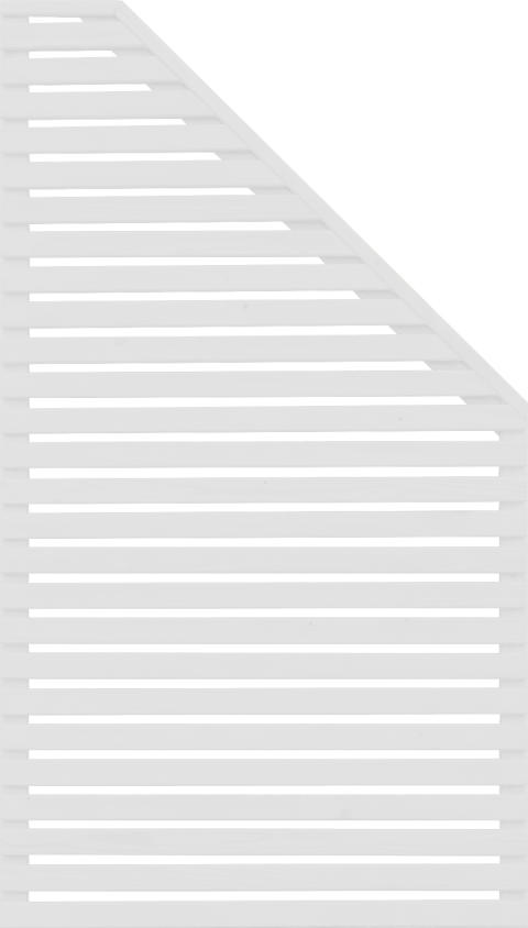 JABO Horizont 4 höger vit 90x160-90 (4232)