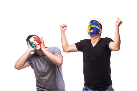 Mål- och dataexplosion när Sverige krossade Mexiko i fotbolls-VM