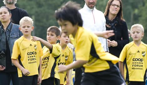 Rädda Barnen satsar mot kränkningar inom idrotten