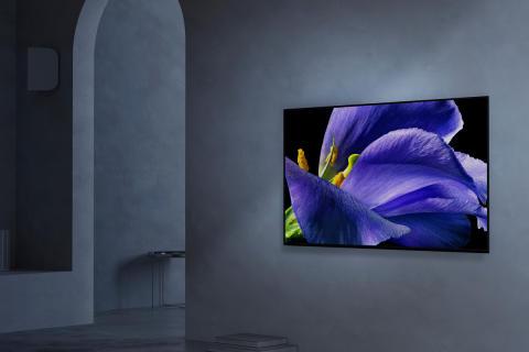 Les téléviseurs phares Sony BRAVIA OLED 4K HDR série AG9 bientôt disponibles en magasin