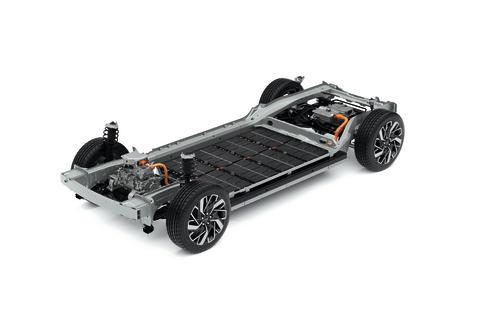 """KIA koncernen indtager førerrolle i den elektrificerede æra med sin dedikerede elbilplatform """"E-GMP"""""""