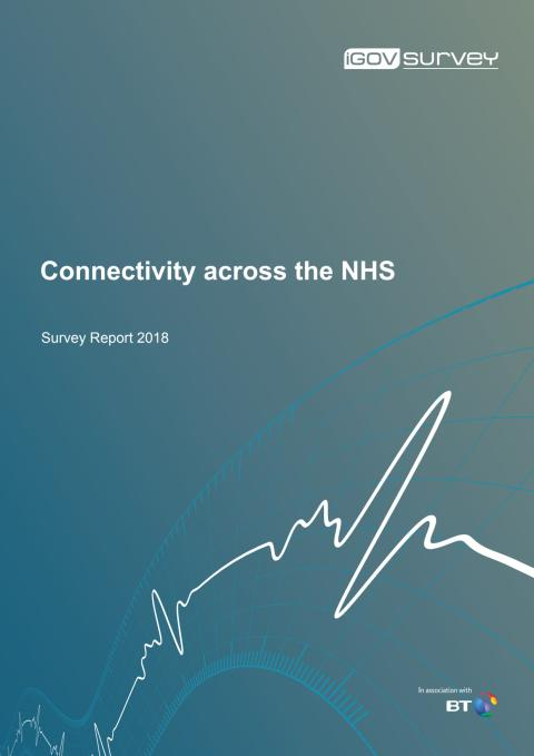 Connectivity Across the NHS 2018